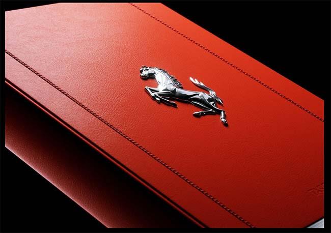 Ferrari book