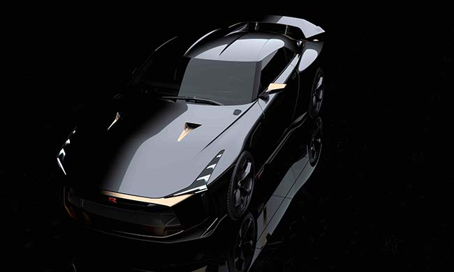 The Nissan GT-R50 by Italdesign Is Fabulous