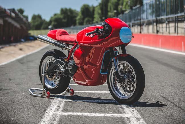 deBolex Ducati Scrambler