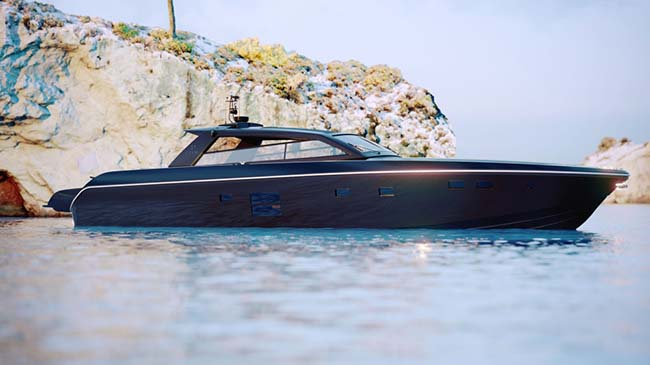 Otam Unveils The One-Off 85 GTS Fast Cruiser