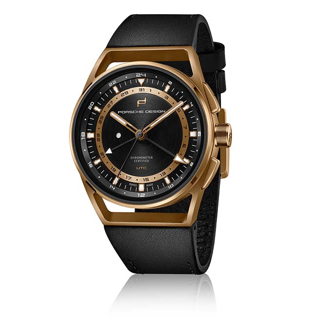 Porsche Design 1919 Globetimer UTC Gold Edition
