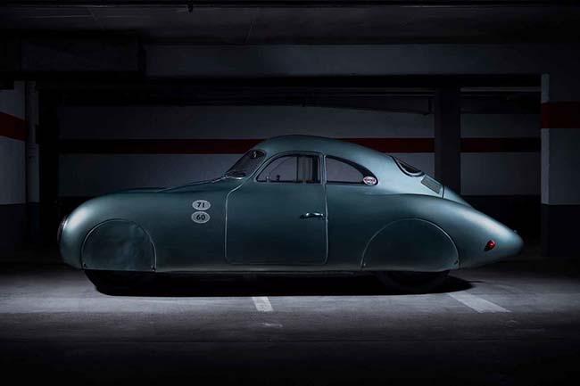 1939 Porsche Type 64 prototype