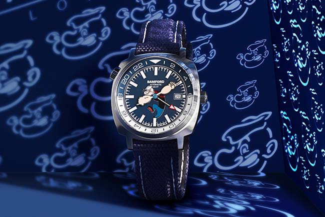 Bamford London GMT Popeye