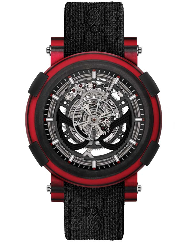 RJ ARRAW Spider-Man Tourbillon