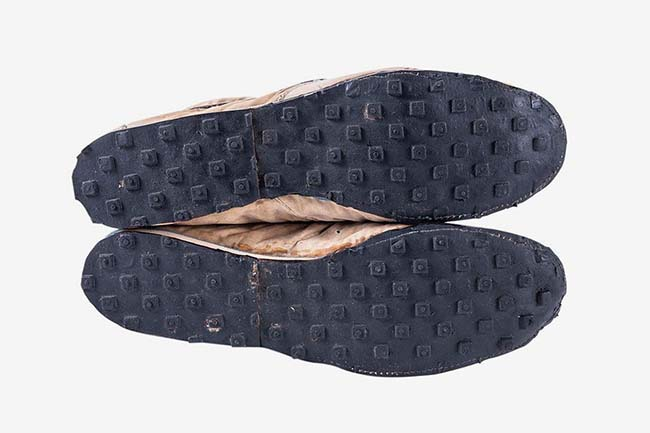 Nike Moon Shoe outsole