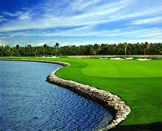 Grand Cayman Golf, The Ritz-Carlton, Grand Cayman