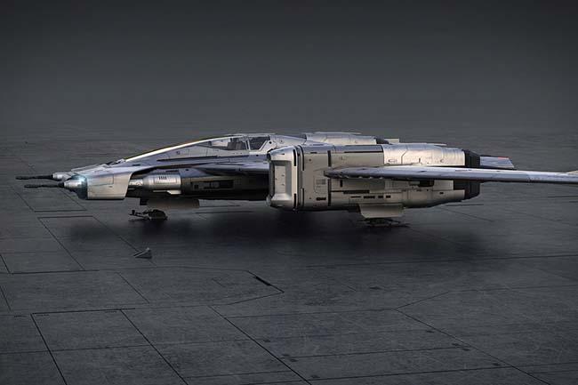 Pegasus Starfighter