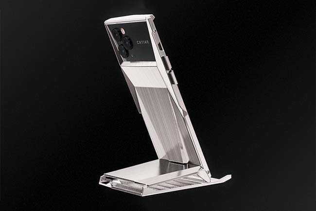 Caviar Cyberphone iPhone Pro