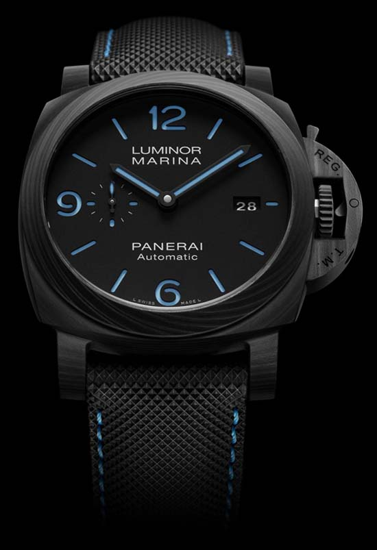 Officine Panerai Luminor Marina Carbotech - Ref. PAM1661