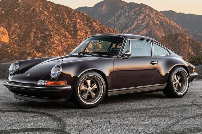 Porsche 911 Anglet Commission