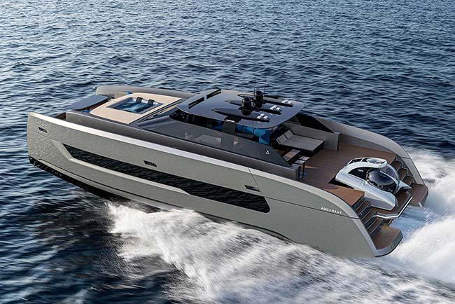 Officina Armare Aquanaut Catamaran