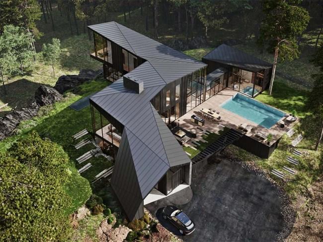Sylvan Rock Private Residence