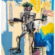 Jean-Michel Basquiat Warrior