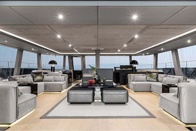 Sunreef 80 Eco Yacht interior