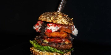 Most Expensive Burger