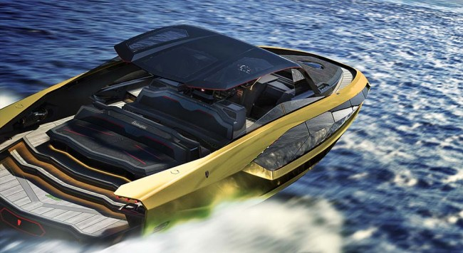 Tecnomar 63 For Lamborghini