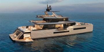 ISA Zeffiro 130 Luxury Catamaran