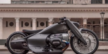 BMW R 18 Motorcycle by Zillers