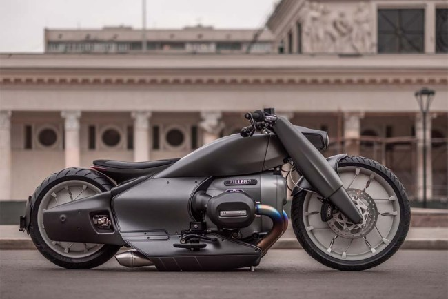 BMW R 18 Motorcycle by Zillers Garage Takes Us Into The Future