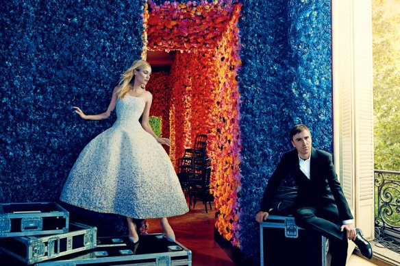 Dior by Raf Simons
