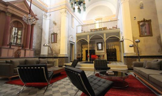 Hotel-LIglesia