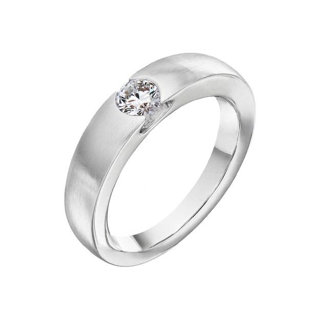 Zásnubní prsten Levitation