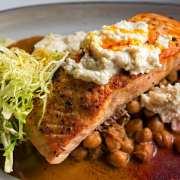 7-Barbarella's Seared Salmon - Courtesy Miami Food Pug