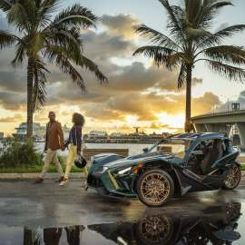 Polaris Slingshot Grand Touring LE - Courtesy Hasselblad X1D