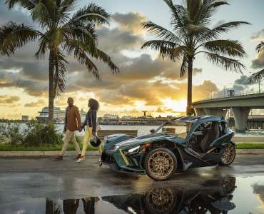 Polaris Slingshot Grand Touring LE - Courtesy Hasselblad X1D