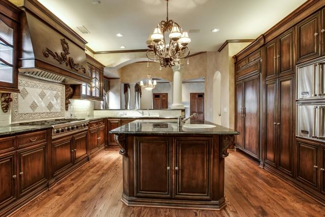 Dallas Luxury Kitchens Bryan Smith Homes