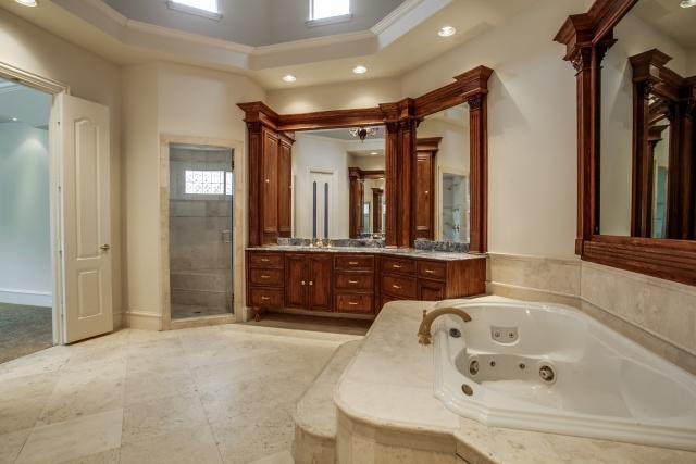 Luxury Bathrooms Bryan Smith Homes