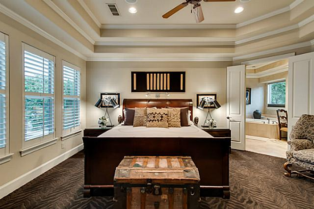 Luxury Bedrooms Bryan Smith Homes