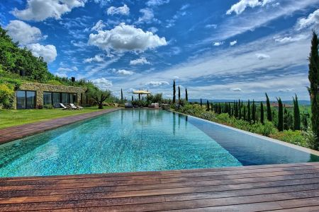 Luxury Villa San Gimignano - With Pool - In The Heart Of Tuscany