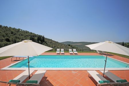 Perfect Tuscan Villa near Gaiole in Chianti (Ideal Tuscany Wedding Venue)