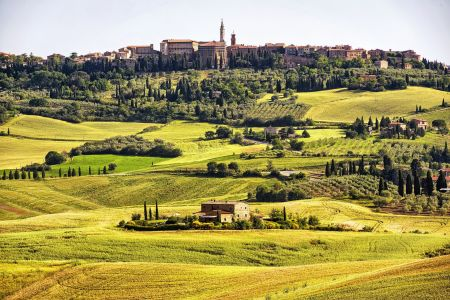 Casale Orcia | A Luxury Villa with pool in Tuscany