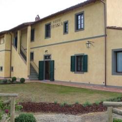 Villa La Frasca | Tuscan Farmhouse on a wine estate