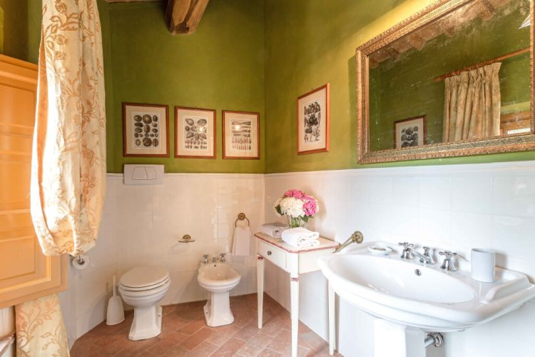 The Olive Mill A Luxury Farmhouse in the Lucca countryside