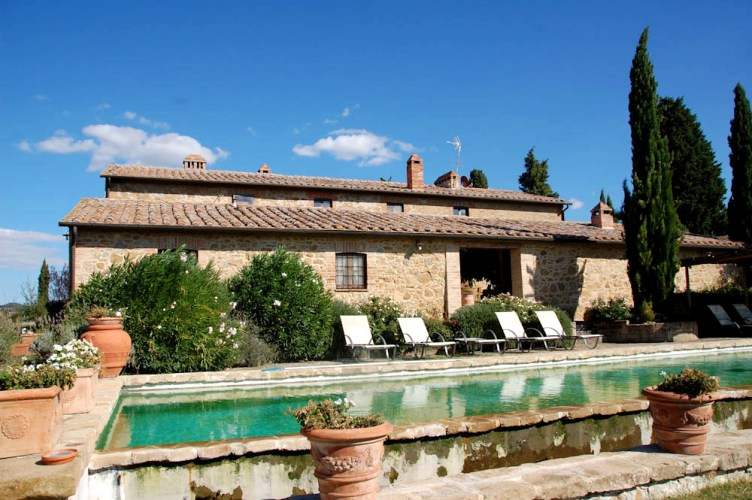 Villa Laura Farmhouse In Tuscany With Beautiful Views Over Pienza