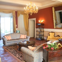 illa Le Rose A 17th Century Holiday Villa In Tuscany, Near Lucca