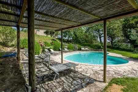 Farmhouse For Rent in San Casciano dei Bagni