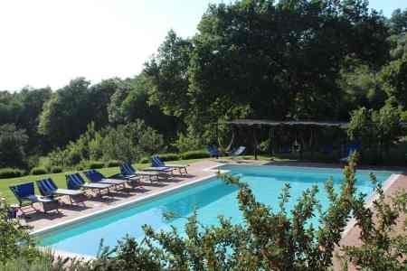La Civetta - Farmhouse in Paganico With Swimming Pool