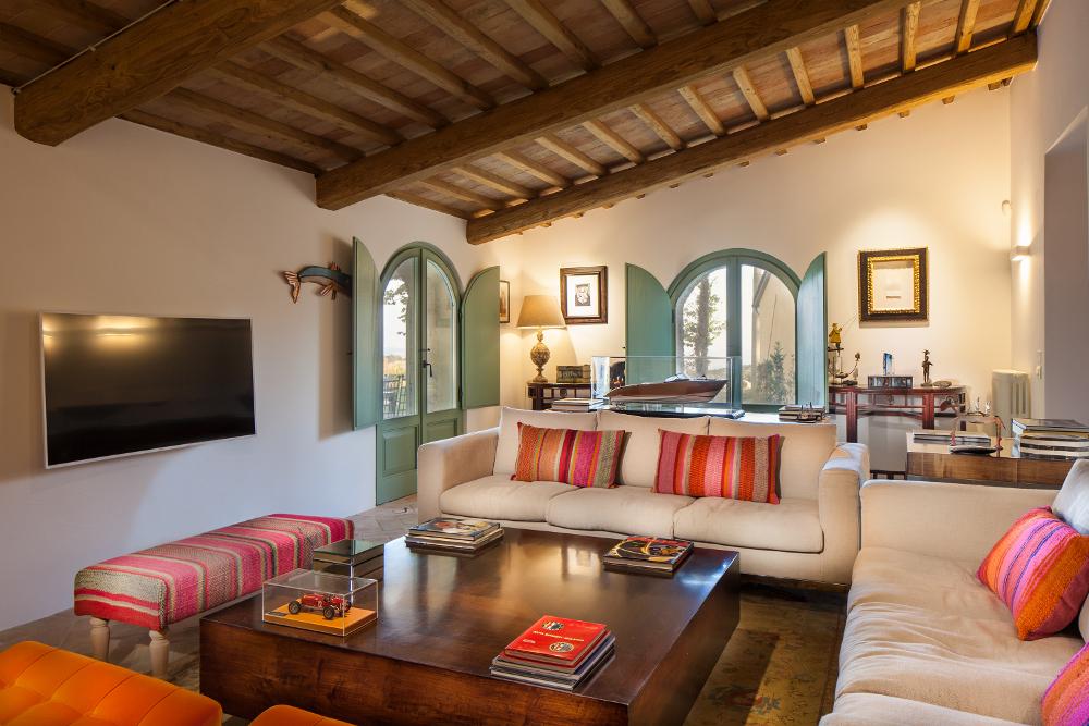 Villa Paloma - Luxury Villa in Val d'Orcia