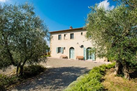 Villa San Casciano dei Bagni | Villa Belcanto