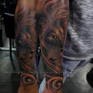 Luxury Ink Bali Tattoo Gallery Animal Style17