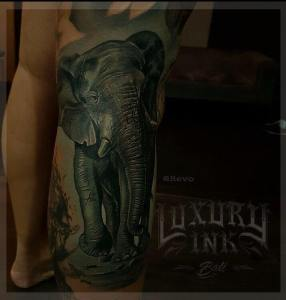Luxury Ink Bali Tattoo Gallery Animal Style110