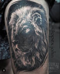 Luxury Ink Bali Tattoo Gallery Animal Style112