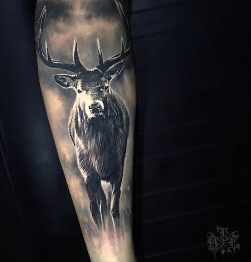 Luxury Ink Bali Tattoo Gallery Animale Style128