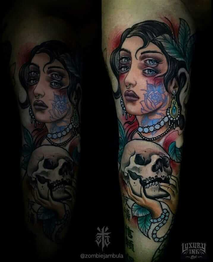 Luxury Ink Bali Tattoo Gallery Traditional Style109