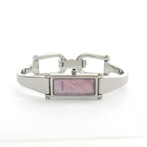 Gucci 1500 L Quartz Pink Shell Ladies Watch