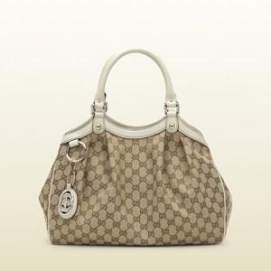 Gucci Sukey GG Tote Bag